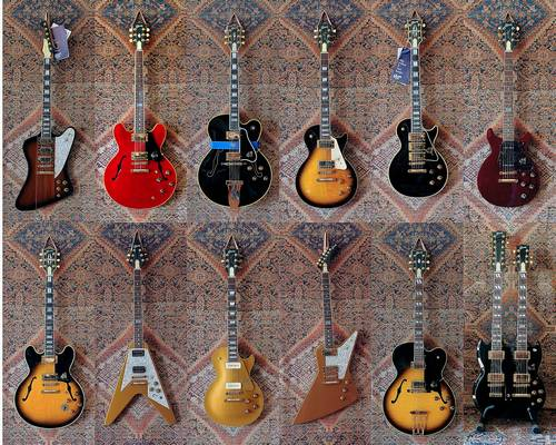 Gibson 1994 Centennial Guitar Collection     RonSusser com Slideshow image