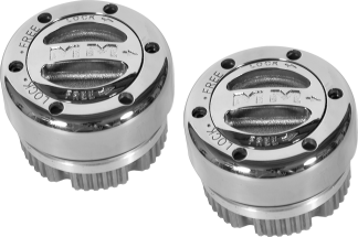 mile marker stainless steel dana 44 locking hubs