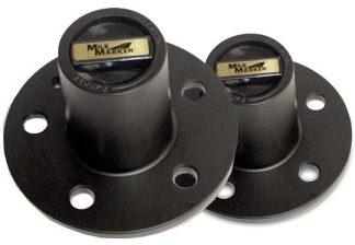 ford ranger bronco locking hubs pair