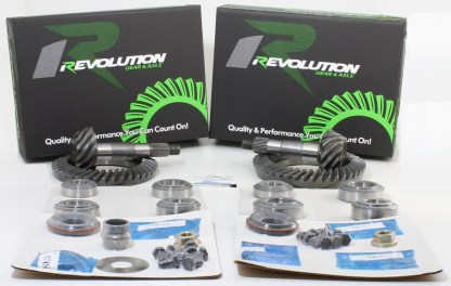 jeep jk ring pinion gear package deal