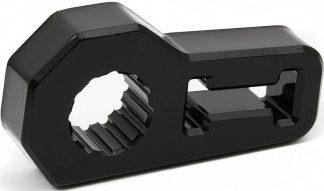 Daystar KU71071BK Black Hi-Lift Jack Handle Isolator