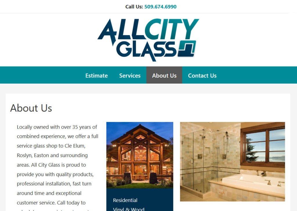 all city glass portfolio