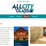 all city glass portfolio