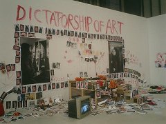 dictatorship of art (芸術の独裁)