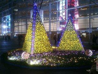 フラワーファンタジア。東京国際フォーラムにて