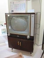 日本初の純国産カラーテレビ