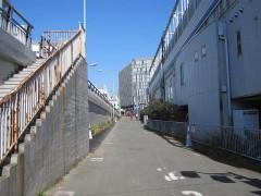 二子玉川駅はすぐ近く