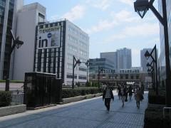 田町駅から出発