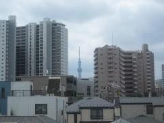 ゴチャゴチャした風景が日本らしい