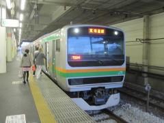 東海道本線 普通熱海行き 723M (JR東日本 E231系)