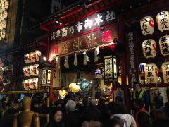鷲神社へすごい行列…