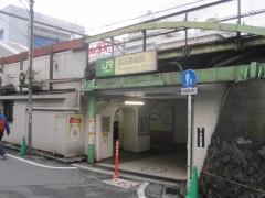 高田馬場駅に到着