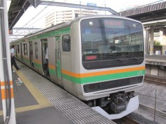 宇都宮線・高崎線が東海道線へ