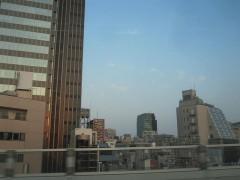 車窓からの視界はけっこういい