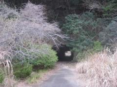 またトンネル…