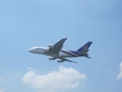 A380だ…