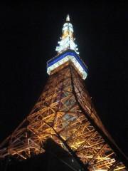 夜の東京タワーは久しぶり
