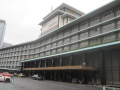 ホテルオークラへ