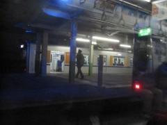 上板橋駅でも…