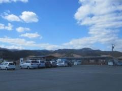 陸前高田へ到着…奇跡の一本松へはここから徒歩