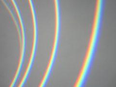 虹が美しい