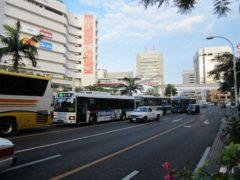 交通の主役はバス