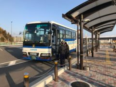 常磐線に残された最後の代行バス区間
