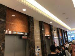 エレベーターの謎…