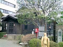 乃木将軍の住居