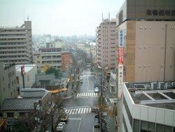 下板橋駅方向