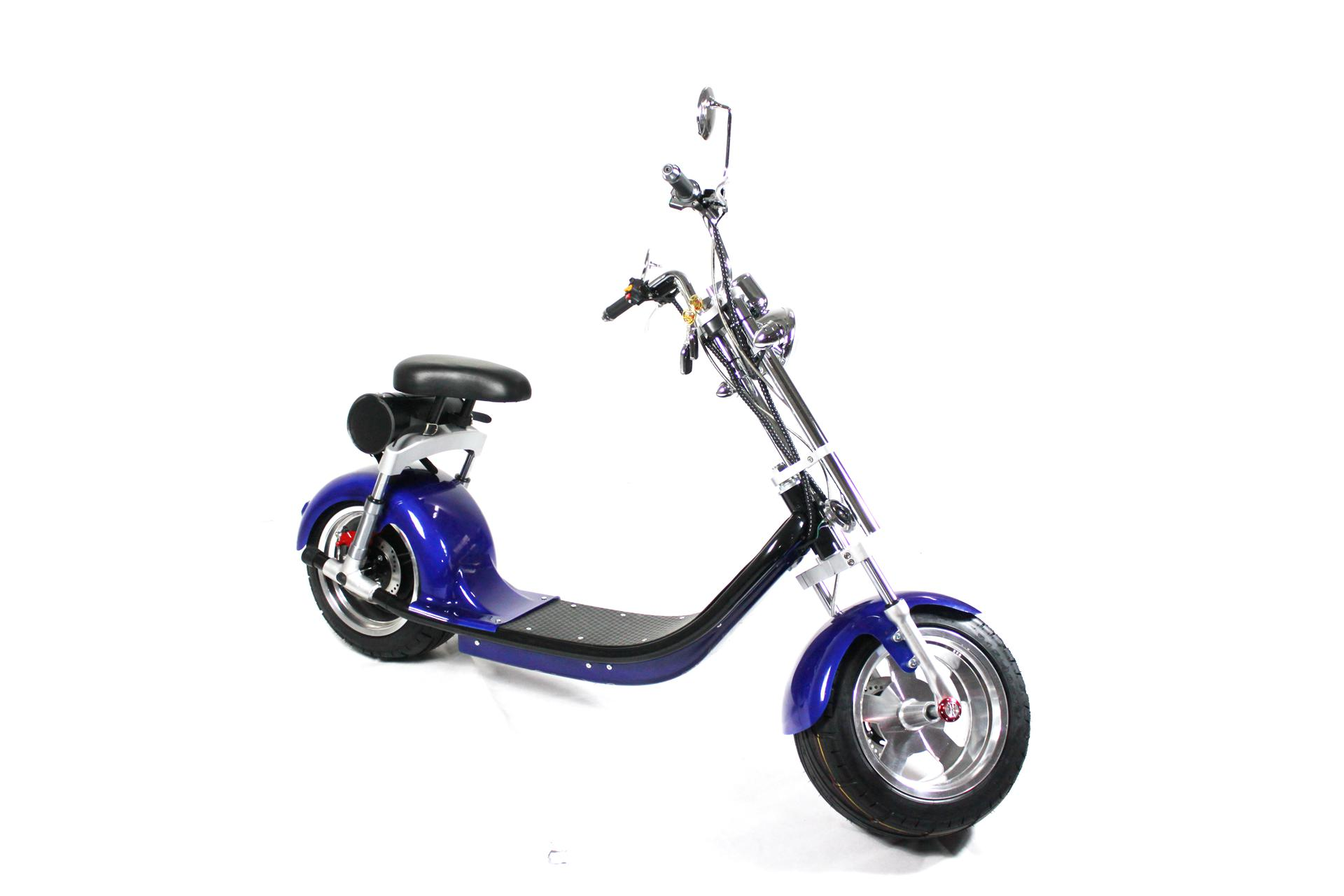 Citycoco Scooter Big Wheel Electric Scooter From Rooder