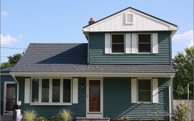 Steel shingles roof cost
