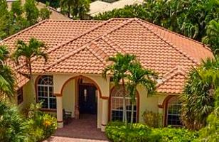 Spanish Clay Tile Roof