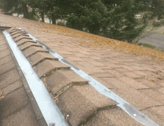 Cost of zinc roof strips