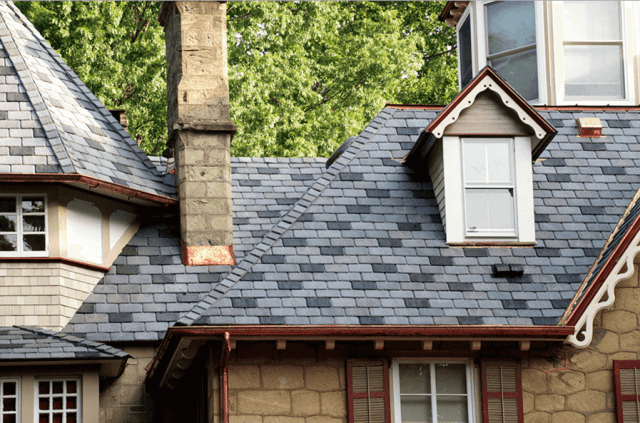 Davinci Shingles Roof