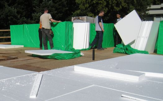 EPS Rigid Foam Insulation