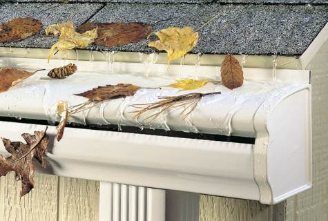 Price to install seamless gutters