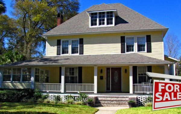 Replacing a roof before selling a house