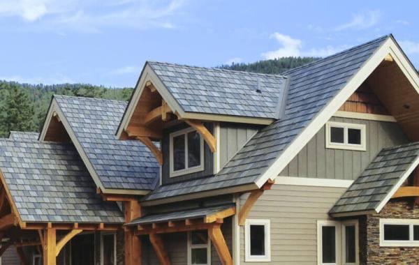 Steel Roof Shingles by EDCO