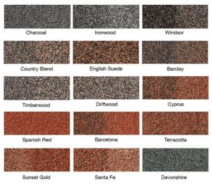Metal Tile Roof Colors by Gerard