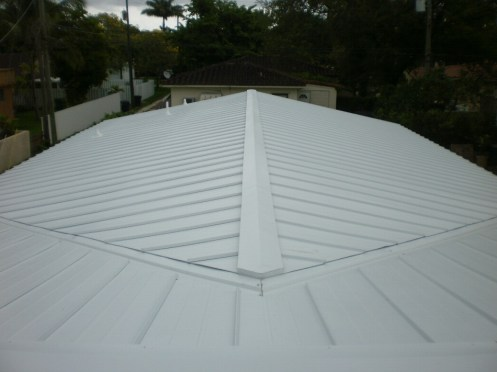 Galvalume Metal Roofs In Miami