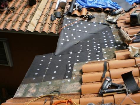 Tile Roof Repair Miami