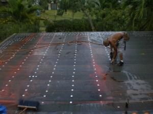Flat Roof In Miami, FL