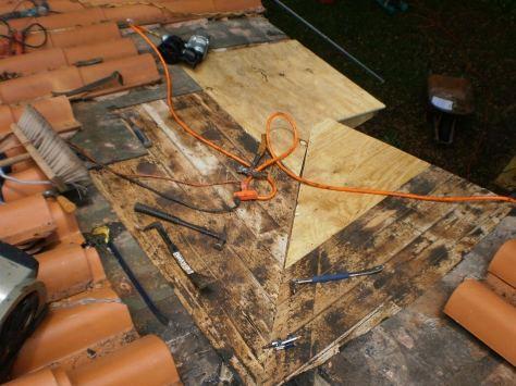 Clay Tile Roof Repair In Miami, Florida