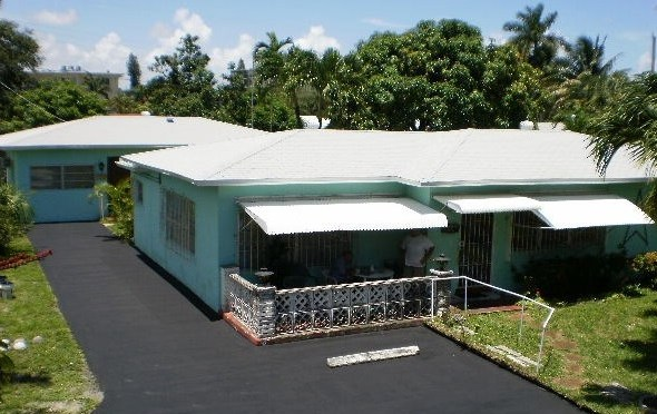 3 tab Shingle Roof In Miami