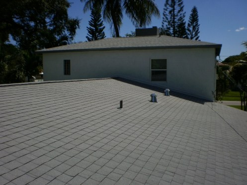 GAF Timberline Dimensional Shingle Roof Miami Springs