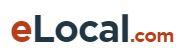 ELocal Logo with link