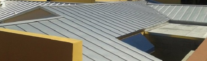 Metal Roofers Miami
