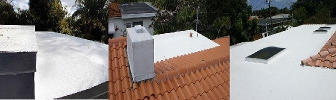 Roof Coatings Photos