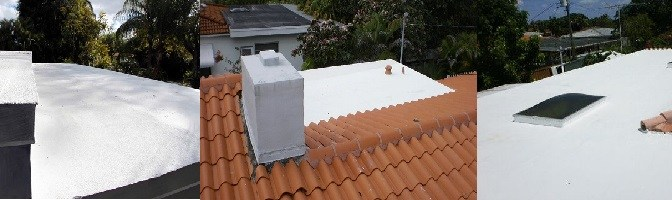 Roof Coatings Photos